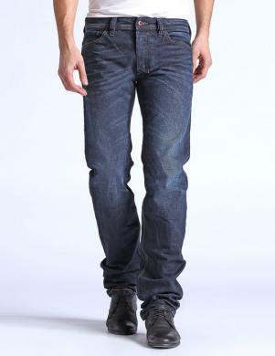 DIESEL tumši zils vīriešu džinsi