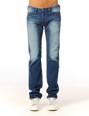 DIESEL vīriešu zili džinsi SAFADO