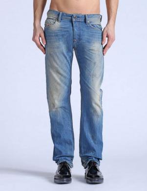 DIESEL vīriešu zilas krāsas džinsi