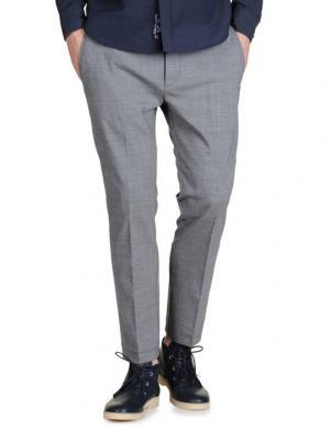 DIESEL vīriešu pelēkas krāsas bikses