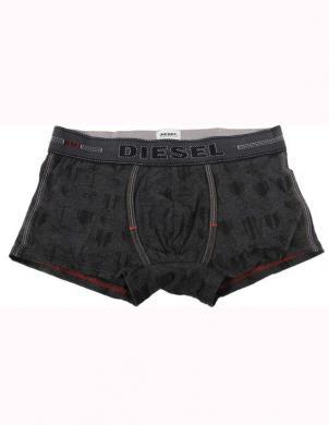 DIESEL pelēkas vīriešu apakšbikses-šorti HERO BOXER