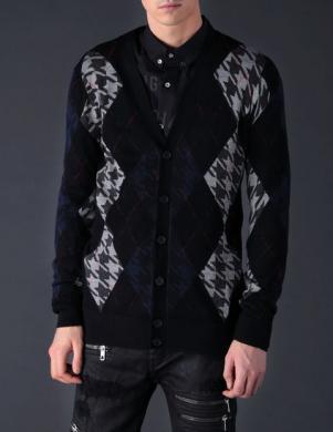 DIESEL vīriešu vilnas džemperis KRUNEY-SEMOI