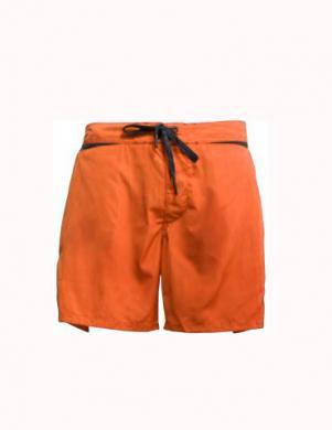 DIESEL oranži viriešu peldēšanas šorti