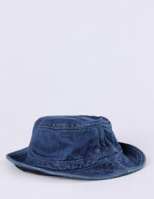 DIESEL zila cepure CIDENIM HAT
