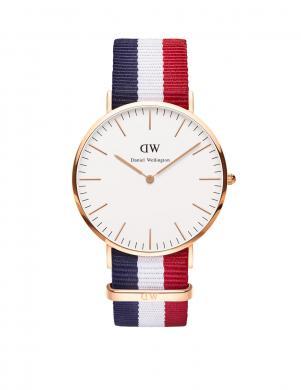 DANIEL WELLINGTON vīriešu pulkstenis Classic Cambridge, 40 mm