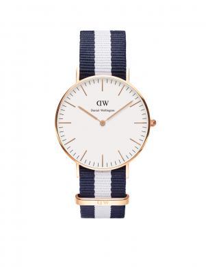 DANIEL WELLINGTON sieviešu pulkstenis Classic Glasgow, 36 mm