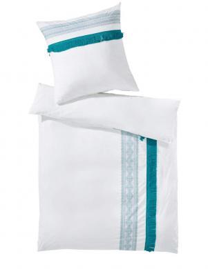 Baltas krāsas gultas veļa HEINE