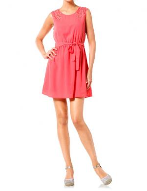 HEINE stilīga koraļļu krāsas sieviešu kleita