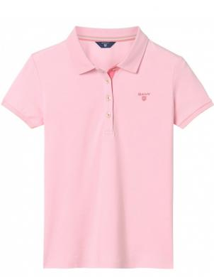 Rozā bērnu krekls GANT