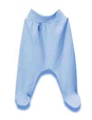 LAFEL kokvilnas zilas krāsas bērnu rāpulīši