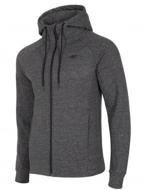 Pelēks vīriešu džemperis BLM074 4F