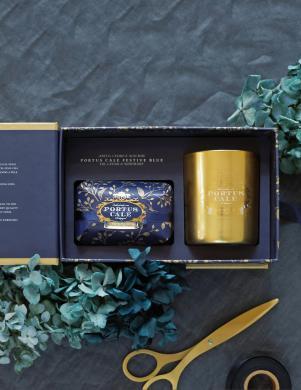 PORTUS CALE Festive Blue komplekts