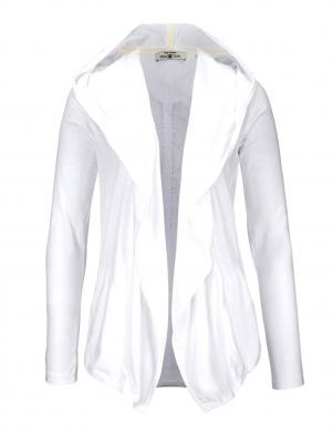 Brīva laika stilīga balta jaka TOM TAILOR
