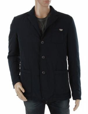 GUESS BY MARCIANO vīriešu melnas krāsas jaka