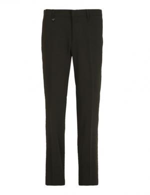 GUESS BY MARCIANO vīriešu melnas krāsas uzvalka bikses