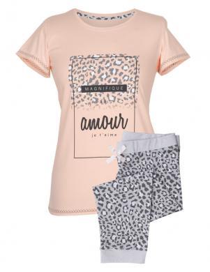 MUZZY sieviešu  pidžama AMOUR