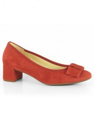 Sieviešu sarkani apavi GABOR