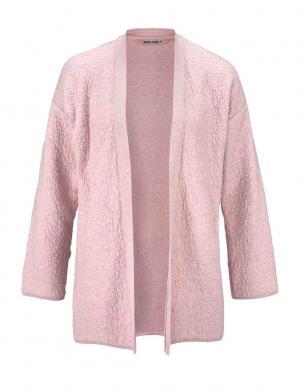 Rozā džemperis-jaka GARCIA