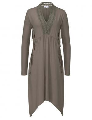 ANISTON pelēka kleita