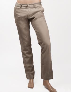HUGO BOSS smilšu krāsas vīriešu bikses