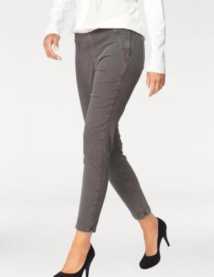 Pelēki sieviešu džinsi MAC