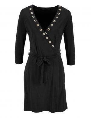 MELROSE sieviešu melnas krāsas kleita