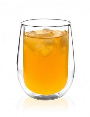 VIALLI DESIGN  dubulta stikla glāzeAMO, 200 ml