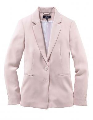 DANIEL HECHTER stilīga rozā krāsas sieviešu jaka