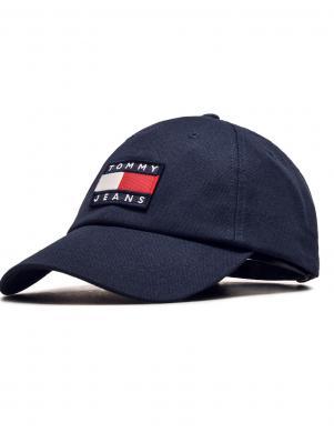TOMMY HILFIGER zila sieviešu cepure