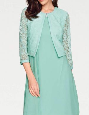 Zaļa sieviešu jaka ASHLEY BROOKE