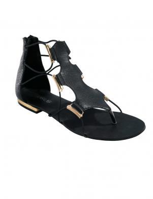 Melnas sieviešu sandales HEINE