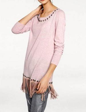 Rozā krāsas sieviešu blūze RICK CARDONA