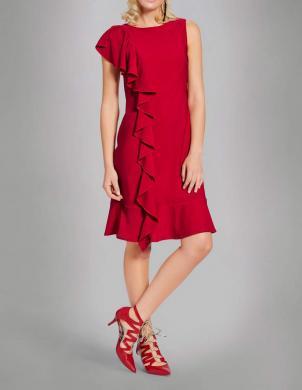 ASHLEY BROOKE Sarkana kleita