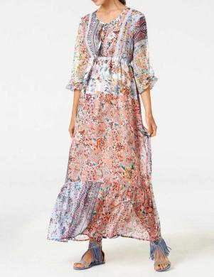 Gara vasaras krāsaina kleita LINEA TESINI