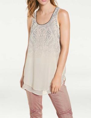 Smilšu krāsas sieviešu krekls HEINE - BEST CONNECTIONS