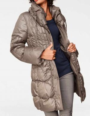 Rozā jaka ar lielu apkakli LINEA TESINI