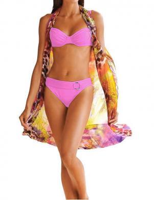 HEINE rozā krāsas sieviešu divu daļu peldkostīms