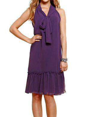 APART violetā sieviešu kleita