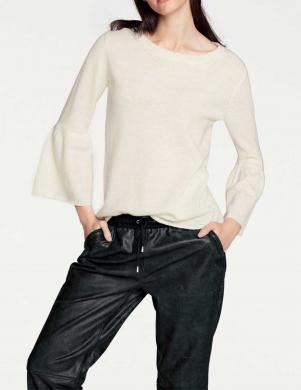 Balts džemperis ar plašām piedurknēm HEINE