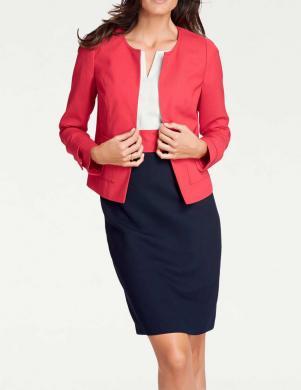 Sarkana īsa jaka HEINE