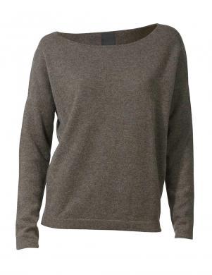 Brīva modeļa sieviešu kašmira džemperis PATRIZIA DINI