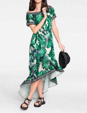 Krāsaina stilīga kleita RICK CARDONA