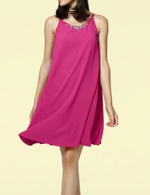 Rozā sieviešu kleita RICK CARDONA