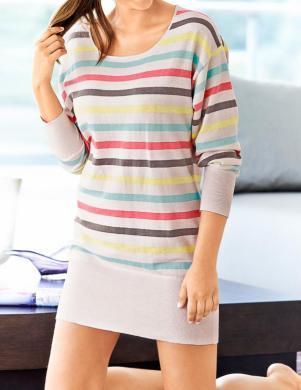 HEINE sieviešu kokvilnas džemperis-tunika