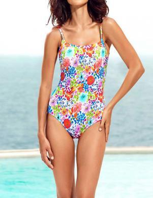 HEINE sieviešu krāsains viengabala peldkostīms