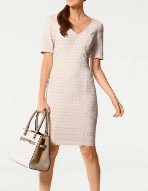 Rozā sieviešu kleita S. MADAN