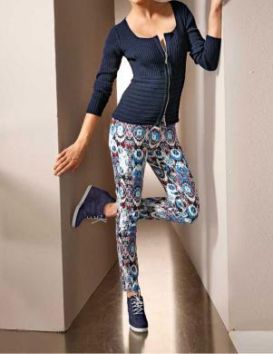 MANDARIN krāsainas sieviešu bikses