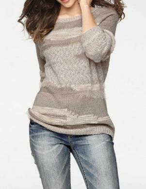 Smilšu krāsas sieviešu džemperis HEINE - BEST CONNECTIONS