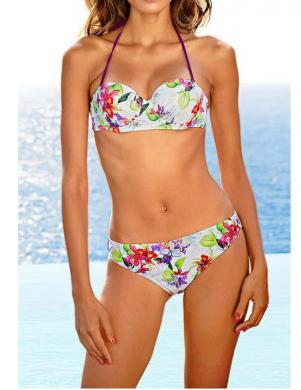 HEINE krāsains sieviešu divu daļu peldkostīms