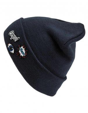 Tumši zila cepure LOEVENICH